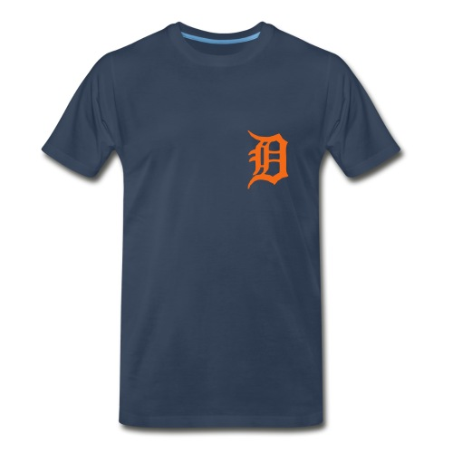 Tigers Winning - Men's Premium T-Shirt