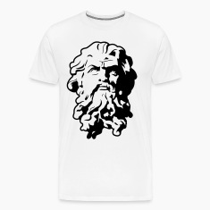 Poseidon HD VECTOR T-Shirts