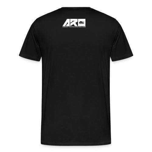 Drop Beats. Drop Bombs. - Men's Premium T-Shirt
