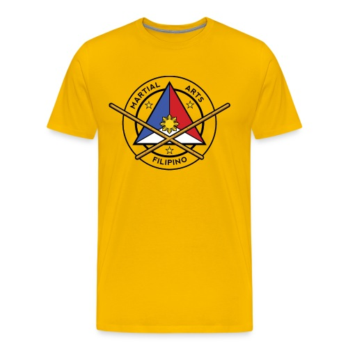 Filipino Martial Arts T - Men's Premium T-Shirt