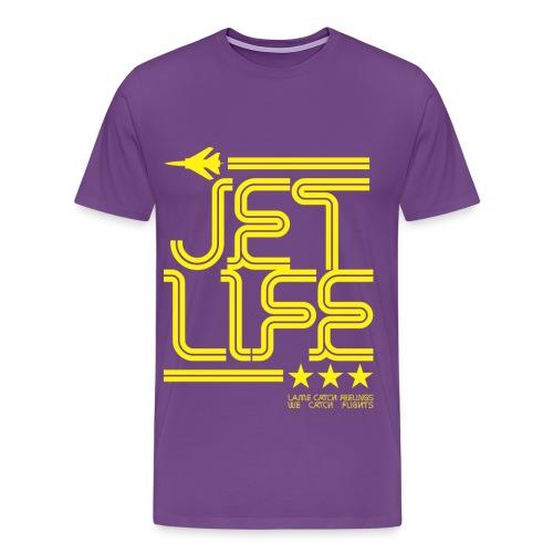 Taylor Gang Jet Lifee T-Shirt - Men's Premium T-Shirt
