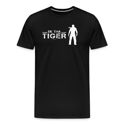 Ek Tha Tiger (2012) - Signature Series: Tiger Style - Men's Premium T-Shirt