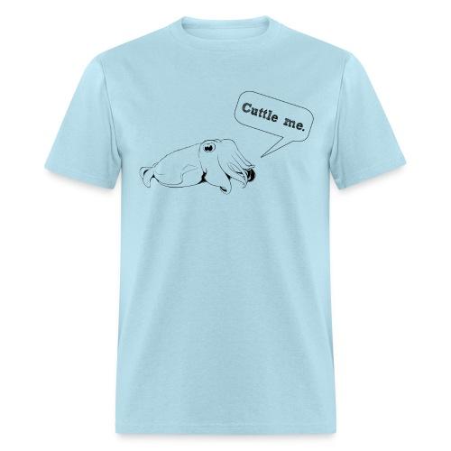 Cuttle Me Men's (Anvil) - Men's T-Shirt