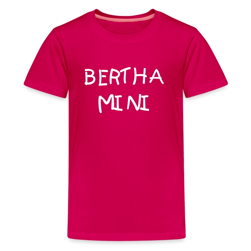BERTHA MINI (KIDS) - Kids' Premium T-Shirt