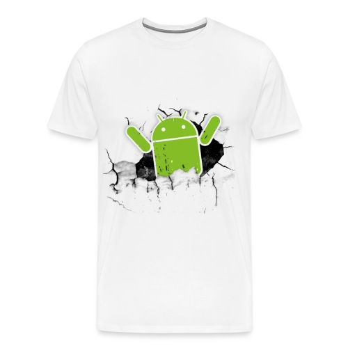 Android oringinal - Men's Premium T-Shirt