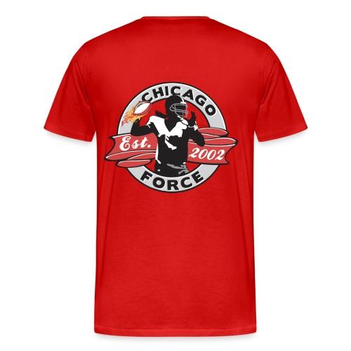 T-shirt - IN(TEN)SITY - Men's Premium T-Shirt