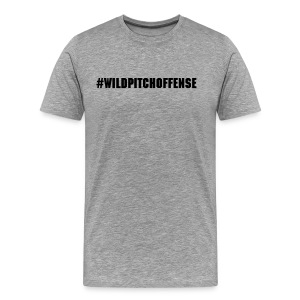 #WILDPITCHOFFENSE - Men's Premium T-Shirt