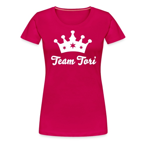 Queen Tori - Women's Premium T-Shirt