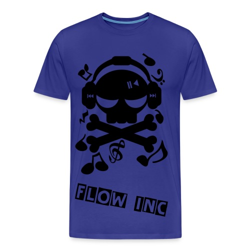 FLOW INC - Men's Premium T-Shirt