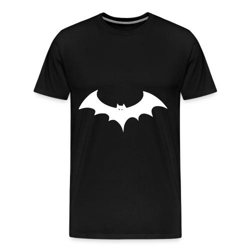 bat shirt  - Men's Premium T-Shirt