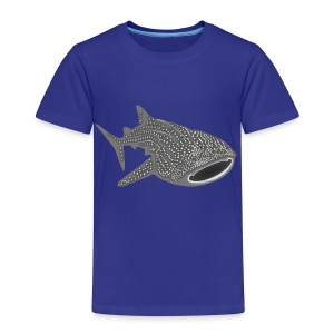 animal t-shirt whale shark fish dive diver diving endangered species - Toddler Premium T-Shirt
