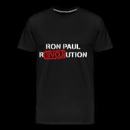 T-Shirts ~ Men's Premium T-Shirt ~ Ron Paul Revolution T-Shirt