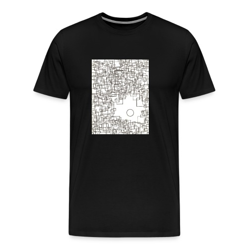 There is One Out There - Men - Men's Premium T-Shirt