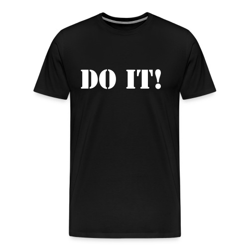 De-construct Obnoxious islam Totally: DO iT.  - Men's Premium T-Shirt
