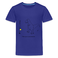 Kids' Shirts ~ Kids' Premium T-Shirt ~ T-Rex Tether Ball (Kids)