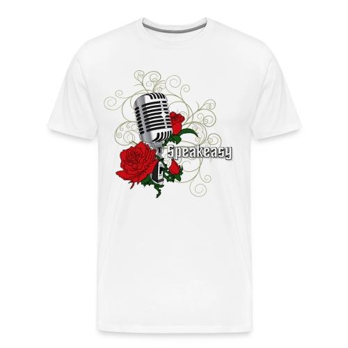 Speakeasy Designer Tee - Men's Premium T-Shirt