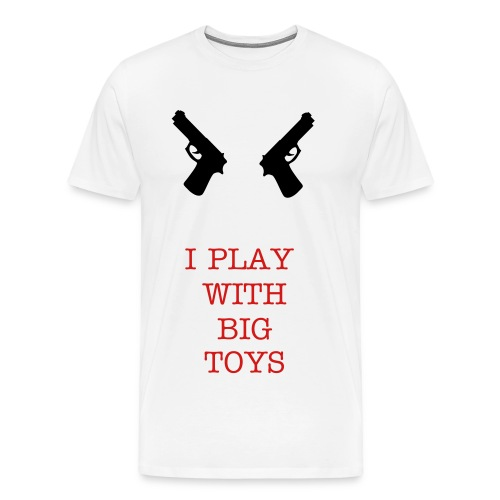 BIG toys - Men's Premium T-Shirt