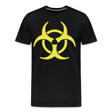 Biohazard HD VECTOR T-Shirts