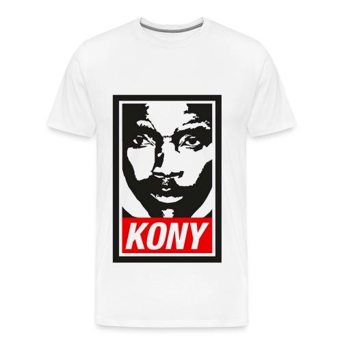 Anti Kony swag Tee - Men's Premium T-Shirt