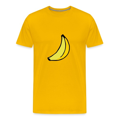 Banana Heavy - Men's Premium T-Shirt