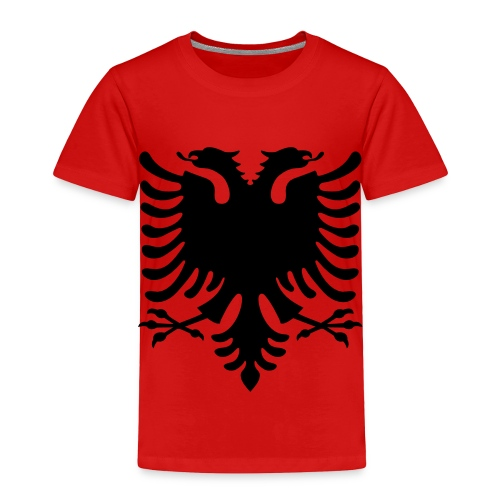 Albania T-Shirt - Toddler Premium T-Shirt
