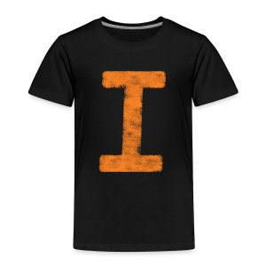 I is for Illinois - Toddler Premium T-Shirt