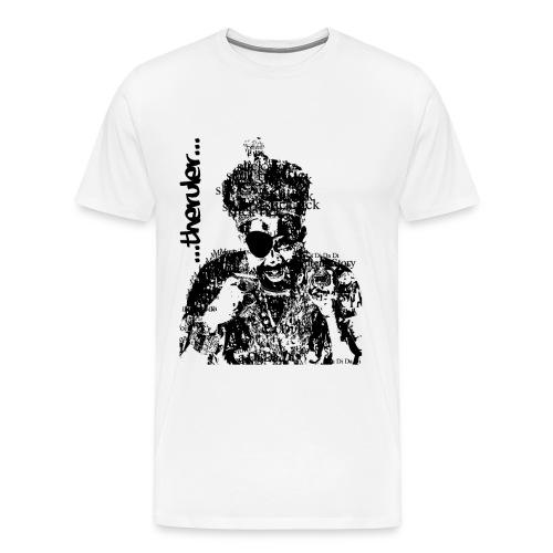 the ruler - Men's Premium T-Shirt