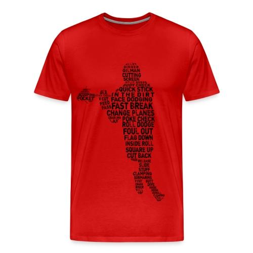 Kiski Prep Lacrosse - Men's Premium T-Shirt