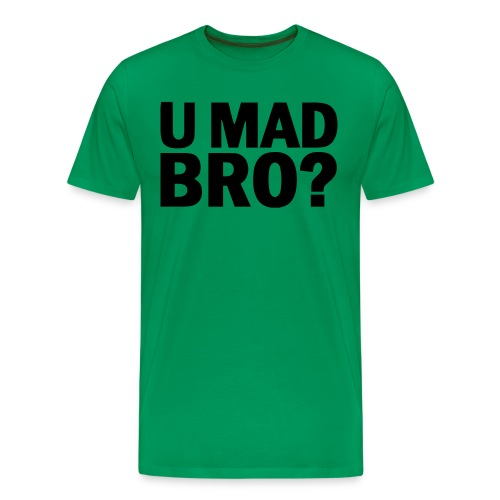MADNESS - Men's Premium T-Shirt