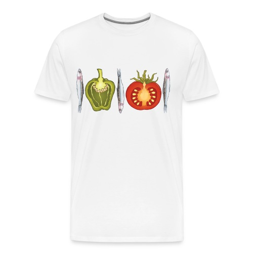 Men's Anchovy Apparel - Men's Premium T-Shirt