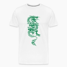 Chinese Dragon Tattoo 4 T-Shirts