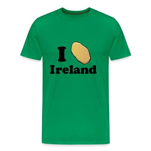 I Potato Ireland - Men's Premium T-Shirt