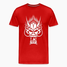 Chinese Dragon Head 1 T-Shirts