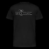 T-Shirts ~ Men's Premium T-Shirt ~ Occupy A Squat Rack