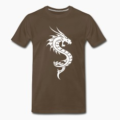 Dragon Tribal Tattoo 6 T-Shirts
