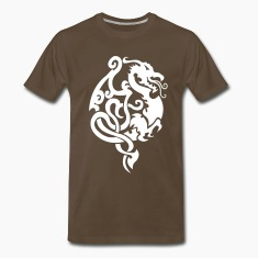 Dragon Tribal Tattoo 9 T-Shirts