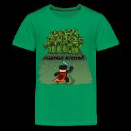Kids' Shirts ~ Kids' Premium T-Shirt ~ Kid's T-Shirt: Horde of Creepers