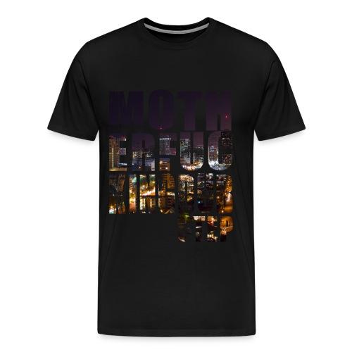 mother fuckin dubstep dubstep - Men's Premium T-Shirt