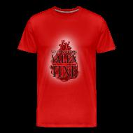 T-Shirts ~ Men's Premium T-Shirt ~ Be my valentine