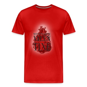 Be my valentine - Men's Premium T-Shirt