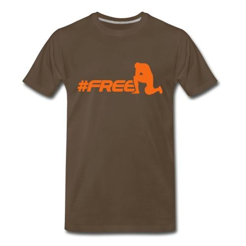 #Free15 - Cleveland  - Men's Premium T-Shirt