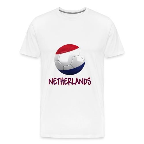 Team Netherlands FIFA World Cup - Men's Premium T-Shirt