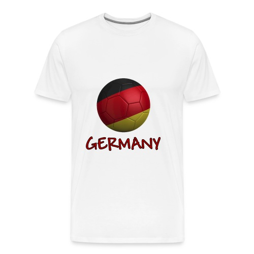 Team Germany FIFA World Cup - Men's Premium T-Shirt