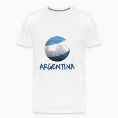 Team Argentina FIFA World Cup T-Shirts