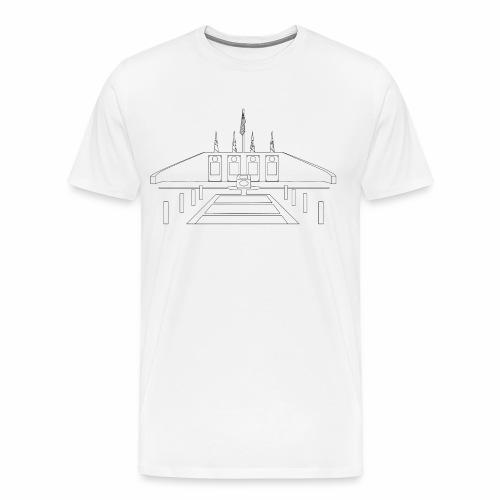 EOD Memorial - Men's Premium T-Shirt