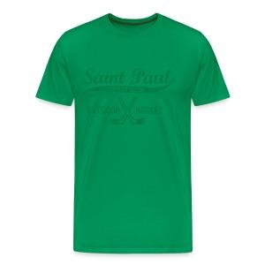 All Green T-shirt - Men's Premium T-Shirt
