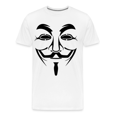 Anonymous HD VECTOR T-Shirts