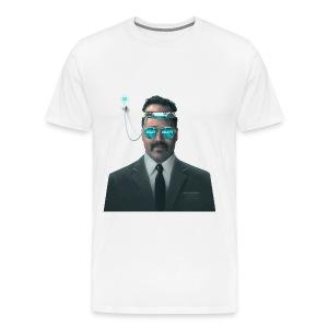 NextDraft Heavyweight - Men's Premium T-Shirt