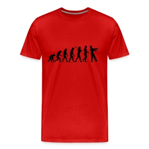 Inevitable Zombies - Men's Premium T-Shirt