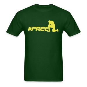 #Free15 - Green Bay - Men's T-Shirt